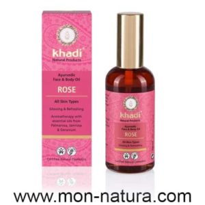 KHADI rose 100ml